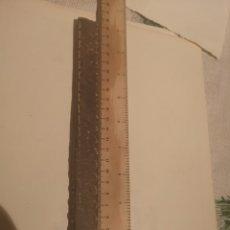 Antigüedades: CINCEL ANTIGUO HECHO CON HIERRO DE FERRALLA.. Lote 202497981