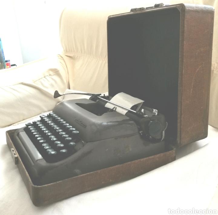 Antigüedades: Antigua Maquina de escribir Smith Corona . - Foto 5 - 202583363