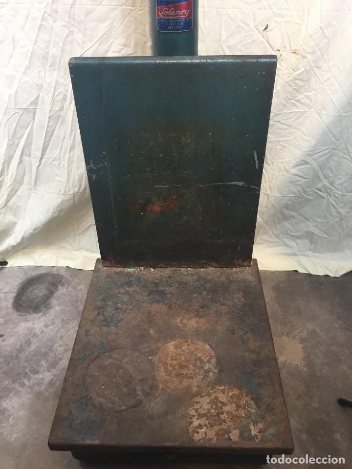 Antigüedades: Báscula automática DINA - Foto 6 - 202599961