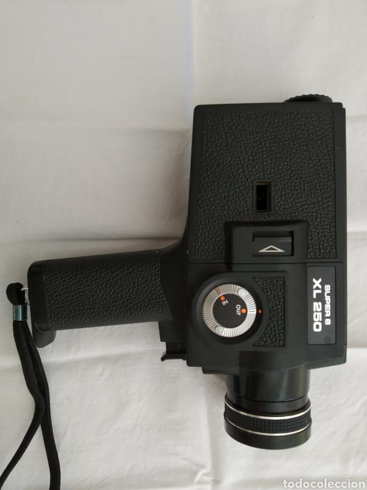Antigüedades: FILMADORA RICOH SUPER 8 XL 250 - Foto 2 - 202644996