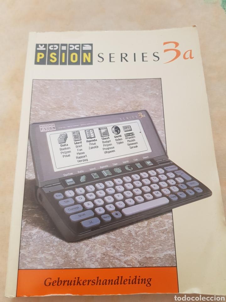 Antigüedades: PDA Psion Serie 3a Ordenador Portátil Vintage funciona muy bien 16 bits probado de CPU - Foto 2 - 202852447