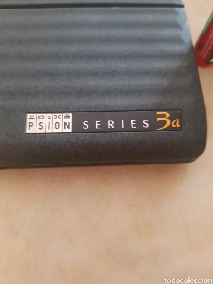 Antigüedades: PDA Psion Serie 3a Ordenador Portátil Vintage funciona muy bien 16 bits probado de CPU - Foto 6 - 202852447