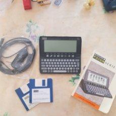Antigüedades: PDA PSION SERIE 3A ORDENADOR PORTÁTIL VINTAGE FUNCIONA MUY BIEN 16 BITS PROBADO DE CPU. Lote 202852447
