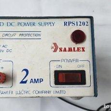 Antigüedades: ALIMENTADOR ELECTRICO ANTIGUO SAMLEX. Lote 202979710