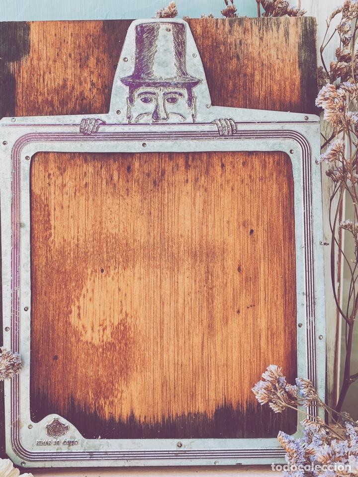 Antigüedades: Sello Imprenta Único Modernista del Orfeó de Sants ANTIQUE UNIQUE - Foto 4 - 148668150