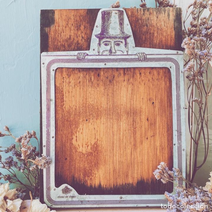 Antigüedades: Sello Imprenta Único Modernista del Orfeó de Sants ANTIQUE UNIQUE - Foto 6 - 148668150