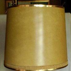 Antigüedades: TELÉGRAFO DE ÓRDENES NAVAL / LÁMPARA. Lote 203108733