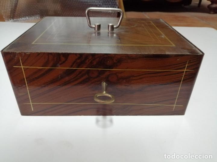 Antigüedades: caja de caudales años 50 - Foto 5 - 49051206