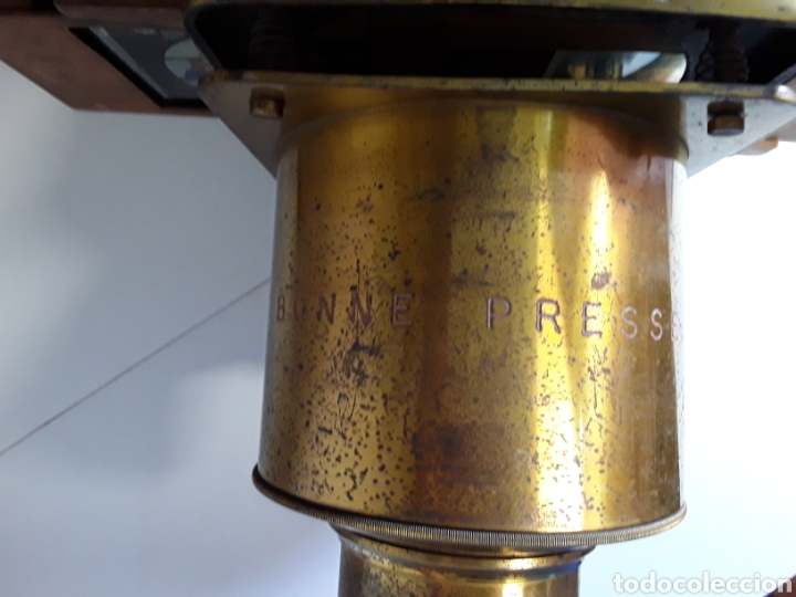 Antigüedades: Preciosa linterna mágica 5 RUE BAYARD PARIS 1754 (BONNE PRESS) - Foto 9 - 203319052