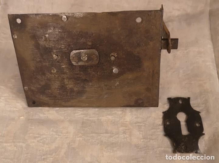 Antigüedades: Cerradura Antigua - Foto 3 - 203381382