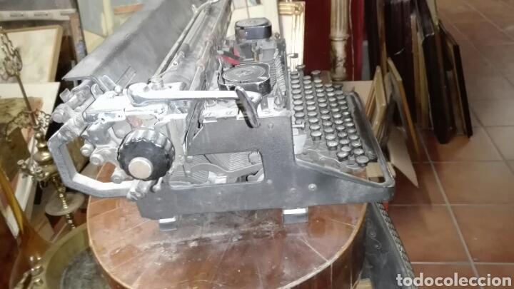 Antigüedades: Maquina de escribir gastos de envío mínimos 20€ - Foto 4 - 203504396