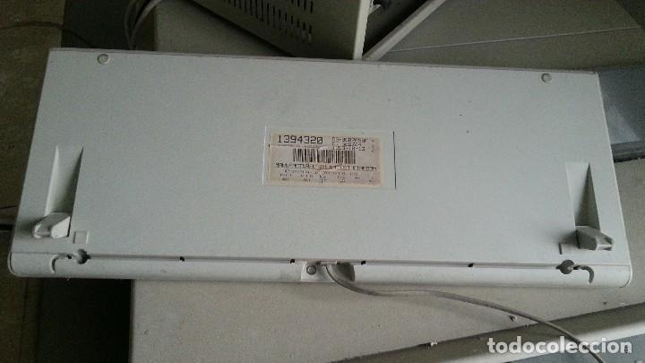 Antigüedades: ANTIGUO TECLADO IBM 1985 fabricado en Inglaterra - Foto 2 - 203556813