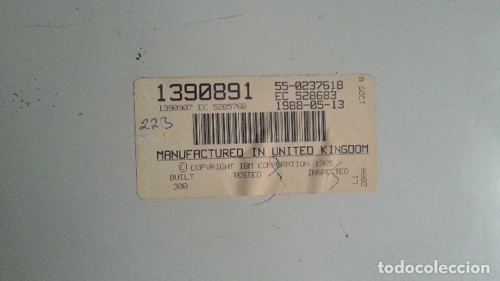 Antigüedades: antiguo teclado ibm reliquia funcionando - Foto 2 - 203557000