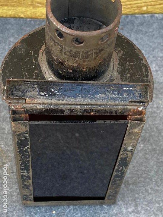 Antigüedades: LAMPARA VISOR LINTERNA MAGICA - Foto 7 - 203794297