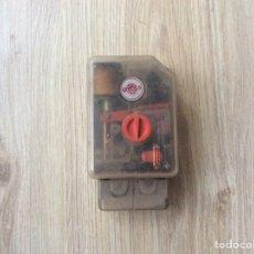 Antigüedades: INTERRUPTOR ESCALERA ORBIS MERCURIO ELECTRICIDAD. Lote 203831540