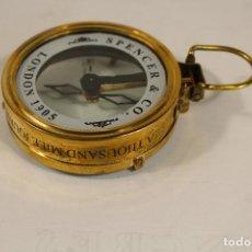 Antiquités: BRUJULA SPENCER & C.O. LONDON 1905. Lote 203854276