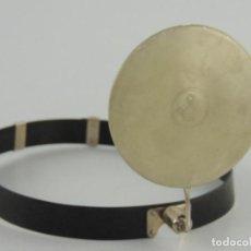 Antigüedades: ANTIGUA HERRAMIENTA FRONTAL DE OTORRINO OTORRINOLARINGOLOGIA. Lote 203862995