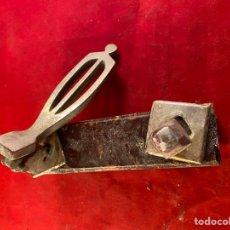 Antigüedades: ALDABA DE BRONCE. Lote 203978868