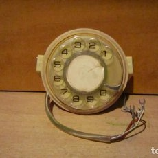 Teléfonos: DISCO DE MARCAR DE TELEFONO. Lote 204055665