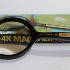Antigüedades: LUPA WALTEX MAGNIFIER MODEL 7507. Lote 204112801