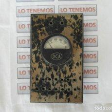 Antigüedades: ANTIGUO VOLTIMETRO MARCA DCA. Lote 204115783