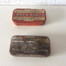 Antigüedades: CAJAS LAXEN BUSTO. Lote 204131817