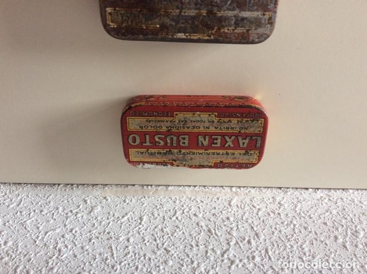 Antigüedades: Cajas laxen busto - Foto 2 - 204131817