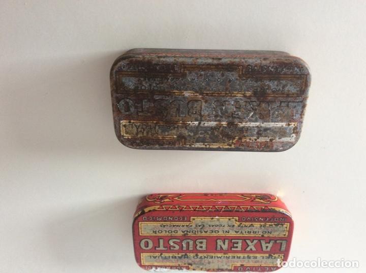 Antigüedades: Cajas laxen busto - Foto 3 - 204131817