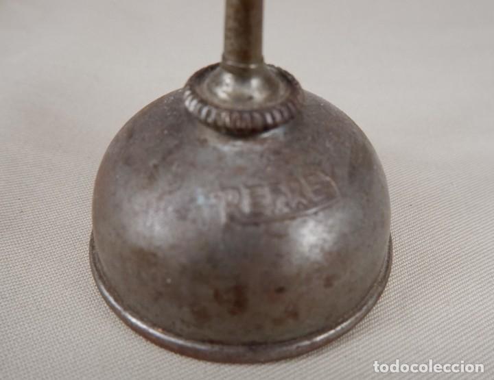 Antigüedades: ACEITERA REFREY MÁQUINA DE COSER - Foto 3 - 204141315