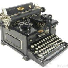 Antigüedades: MAQUINA D ESCRIBIR ANTIGUA ROYAL SX AÑO 1930 TYPEWRITER SCHREIBMASCHINE. Lote 204260302