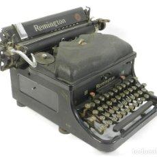 Antigüedades: MAQUINA DE ESCRIBIR REMINGTON Nº11 SPEED STROCKE 1936 TYPEWRITER SCHREIBMASCHINE. Lote 204266596