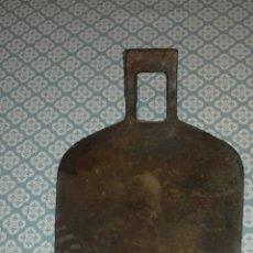 Antigüedades: ANTIGUO RASTRO DE HIERRO FORJADO SIGLOXIX. Lote 204275963