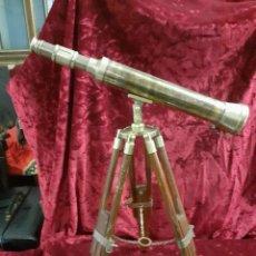 Antigüedades: BONITO TELESCOPIO. Lote 204282442