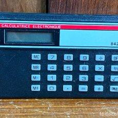 Antigüedades: CALCULADORA ELECTRONICA. Lote 204321456
