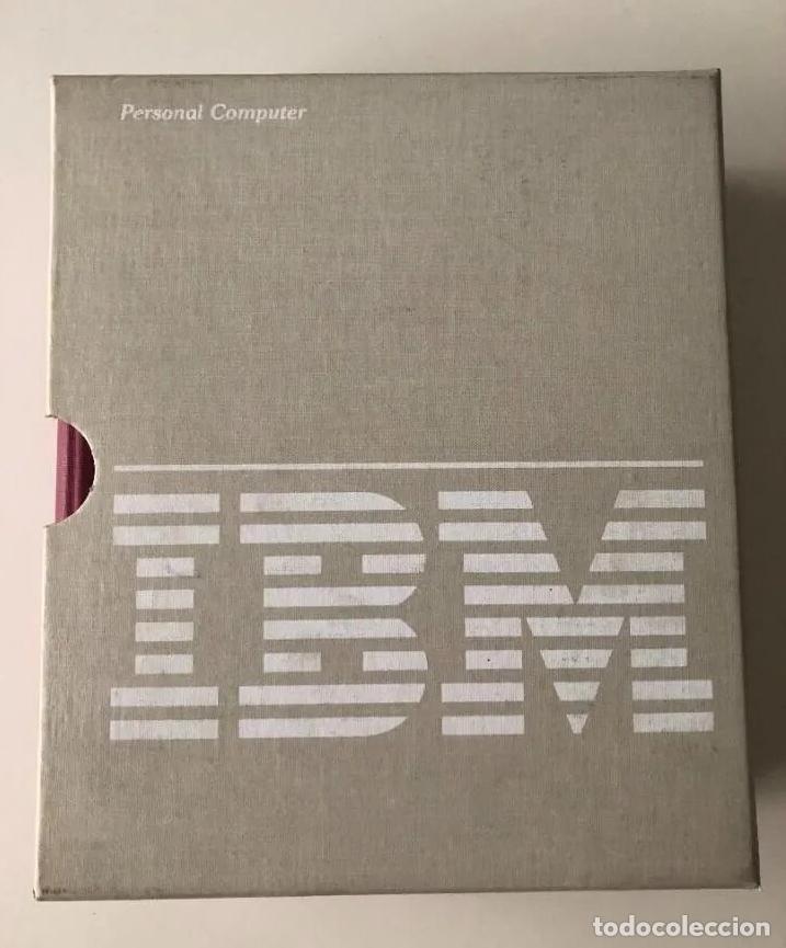 Antigüedades: LOTE GUÍA DE OPERACIÓN + BASIC IBM - PC ( INCLUYE EL DISCO DE DIAGNÓSTICOS) - Foto 2 - 204346238