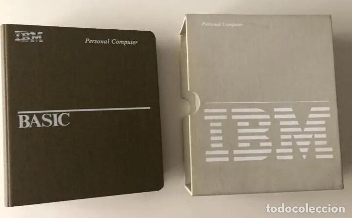 Antigüedades: LOTE GUÍA DE OPERACIÓN + BASIC IBM - PC ( INCLUYE EL DISCO DE DIAGNÓSTICOS) - Foto 8 - 204346238