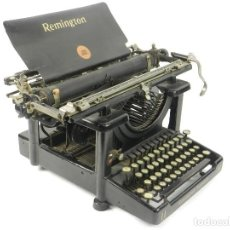 Antigüedades: MAQUINA DE ESCRIBIR REMINGTON STANDARD Nº11 AÑO 1920 TYPEWRITER SCHREIBMASCHINE. Lote 204353146