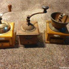Antigüedades: MOLINEROS CAFÉ ANTIGUOS. Lote 204356500