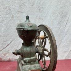 Antigüedades: MOLINO / MOLINILLO DE CAFE MARCA ORIGINAL...XIX. Lote 204371966