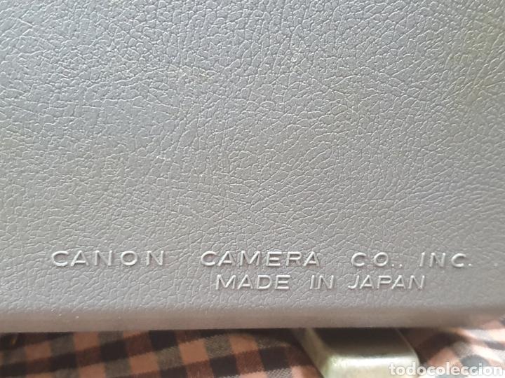 Antigüedades: Proyector de cine marca Canon modelo p- 8 cinestar s - 2. - Foto 8 - 204375062