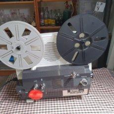 Antigüedades: PROYECTOR SOUND SUPER 8 MARCA ARTIS MODELO 400.. Lote 204398566