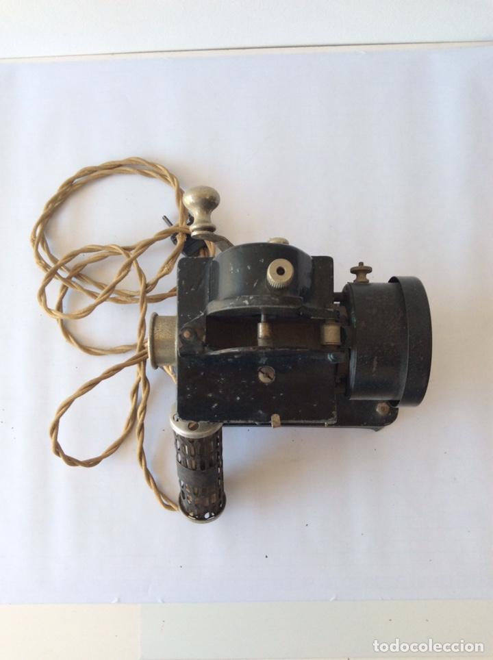 Antigüedades: PROYECTOR PHATE BABY AÑOS 20/30 - Foto 5 - 204401793