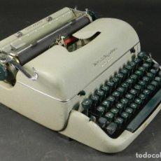 Antigüedades: MAQUINA DE ESCRIBIR REMINGTON QUIET RITER AÑO 1950 TYPEWRITER SCHREIBMASCHINE. Lote 204405693