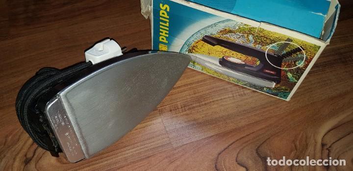 Antigüedades: Philips plancha HD 1121 BT Años 70 - Foto 3 - 204473763