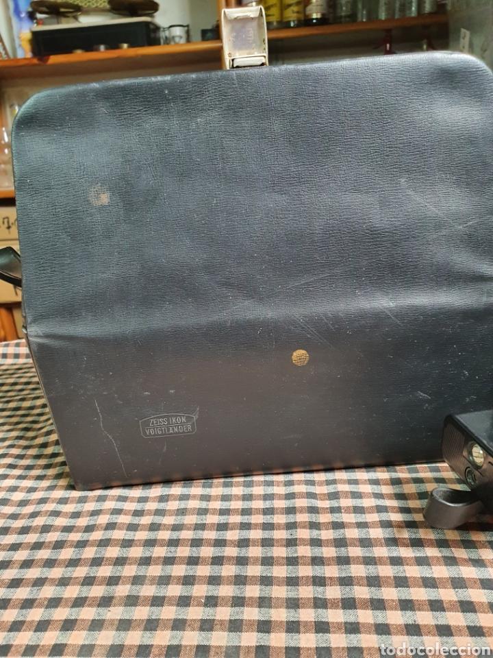 Antigüedades: Filmadora, tomavistas, zeiss ikon voigtlander móviflex s8 - Foto 6 - 204509462