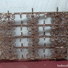 Antigüedades: REJA...CELOSIA... XIX / XX. Lote 204530022
