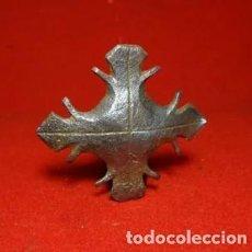 Antigüedades: CLAVO GRANDE SIGLO XVII, HIERRO FORJA,. Lote 204600997