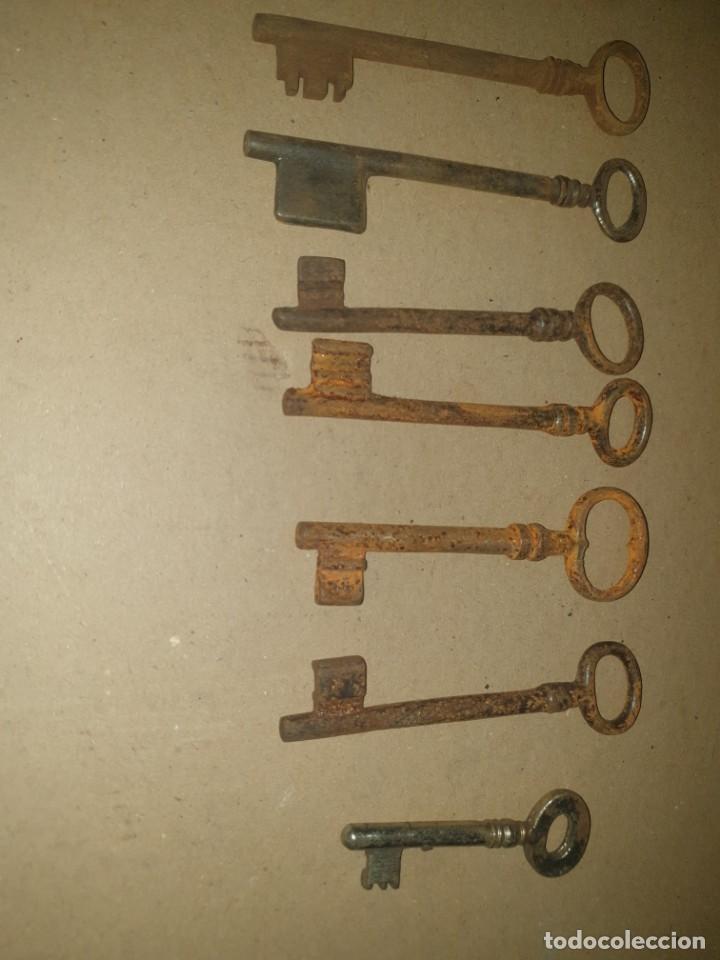 Antigüedades: Lote llaves 12 - Foto 3 - 204634357