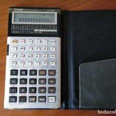 Antigüedades: CALCULADORA CASIO FX-4000P SCIENTIFIC CALCULATOR CASIO FX 4000 P - FUNCIONANDO AÑOS 80 PROGRAMMABLE. Lote 204684196