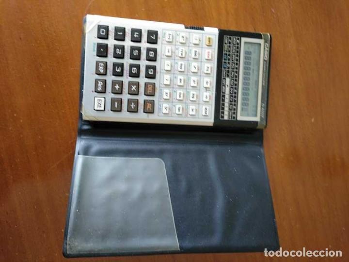 Antigüedades: CALCULADORA CASIO fx-4000P SCIENTIFIC CALCULATOR CASIO fx 4000 P - FUNCIONANDO AÑOS 80 PROGRAMMABLE - Foto 28 - 204684196